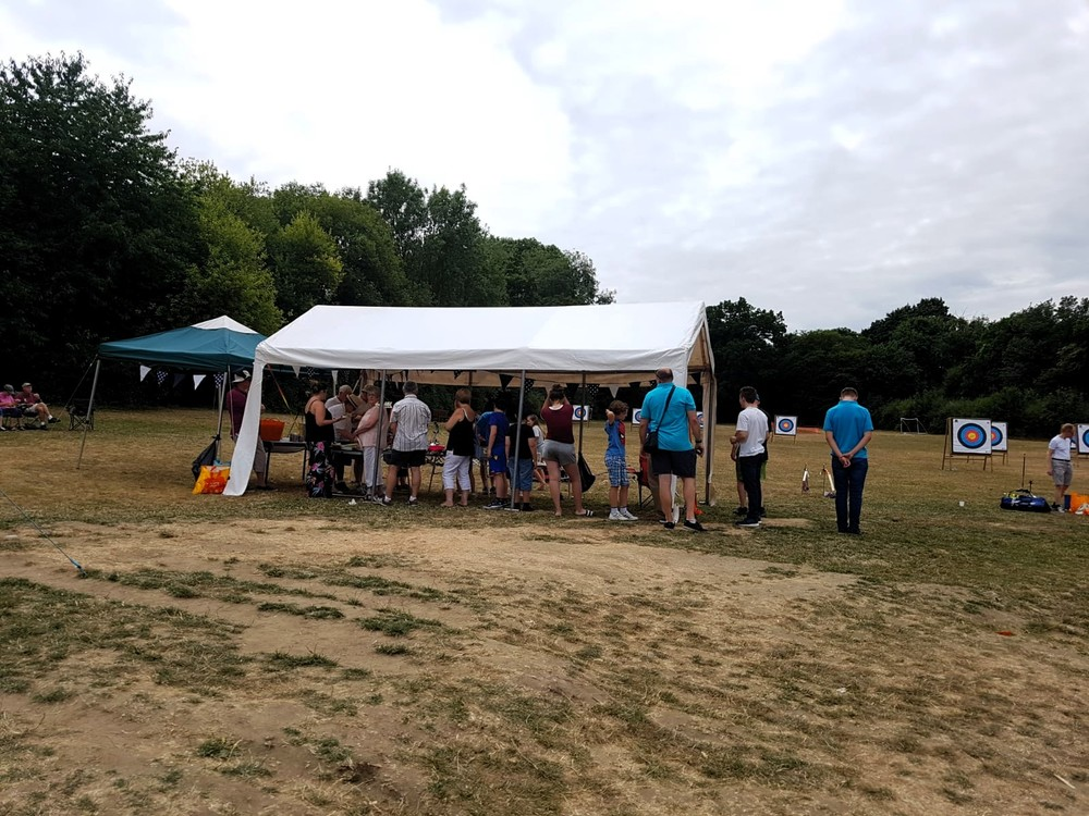 Club BBQ 2018 - Where's the food tent?!