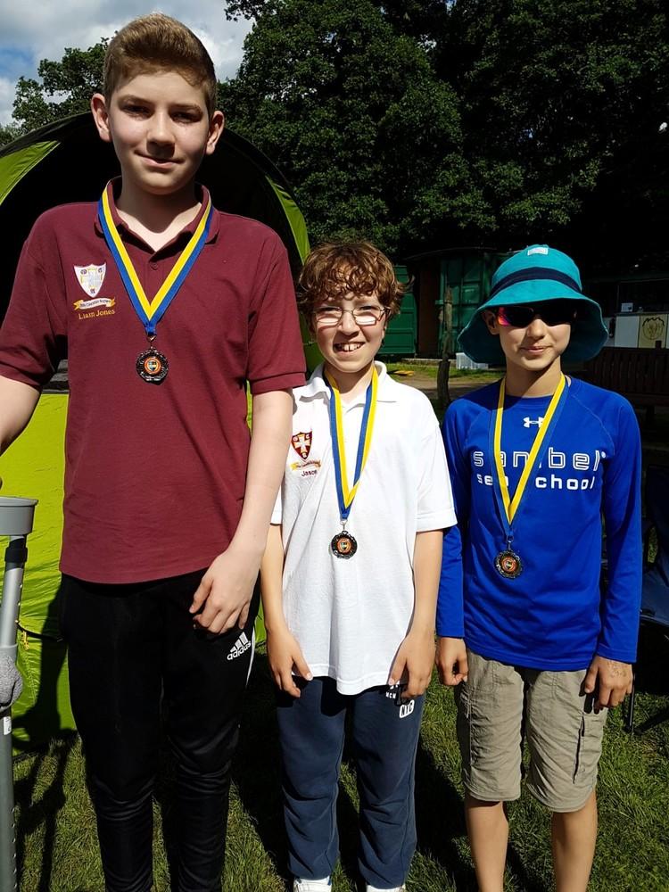 Surrey Junior Open 2018
