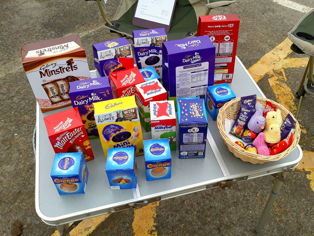 Easter 2018 - Prizes galore!